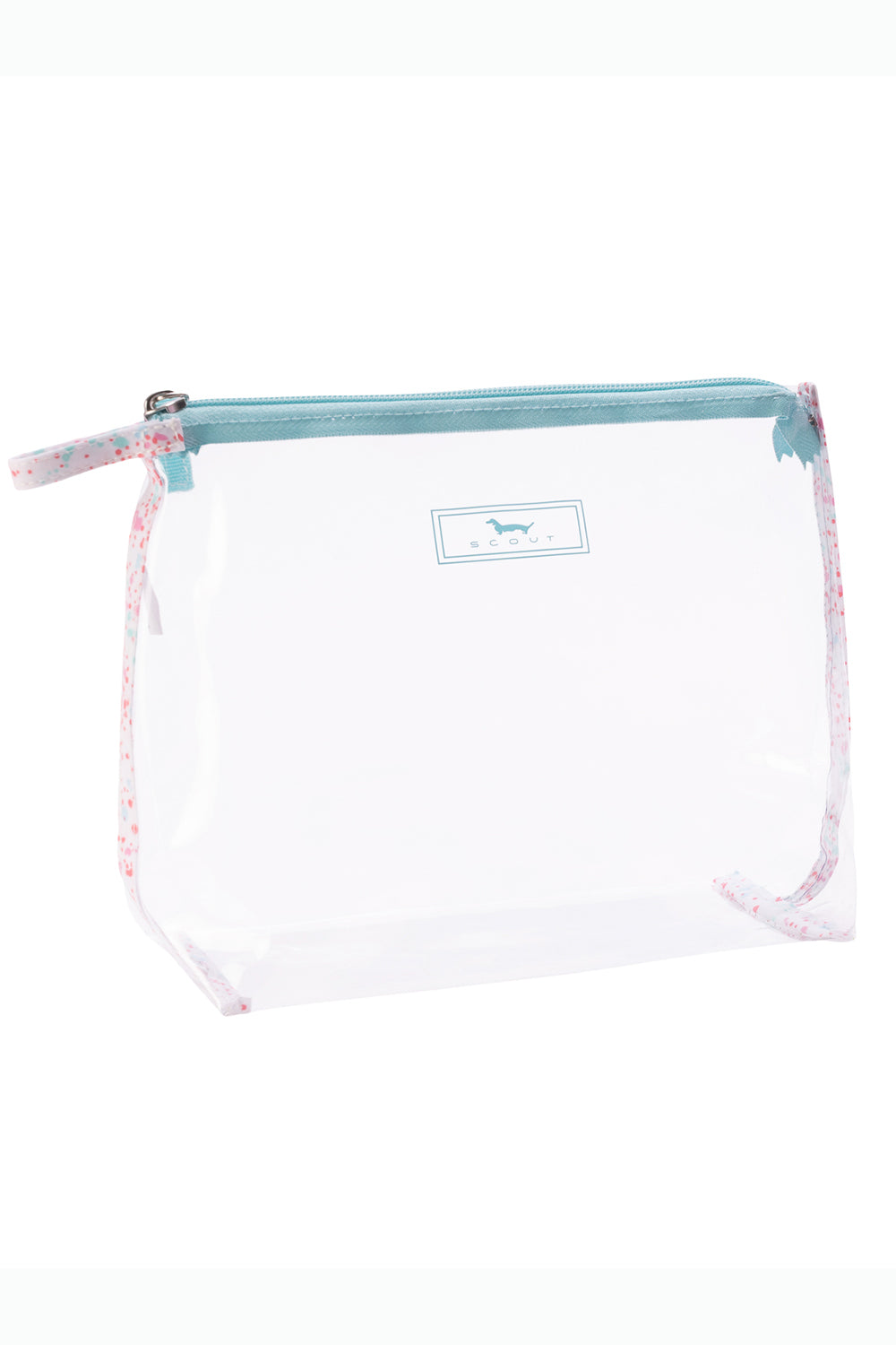"In The Clear Cosmetic Bag - ""Splatti Labelle"" SS20"