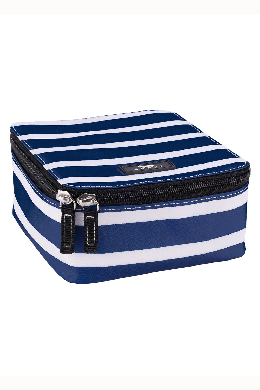 "Hidden Gem Travel Jewelry Case - ""Nantucket Navy"" SS20"