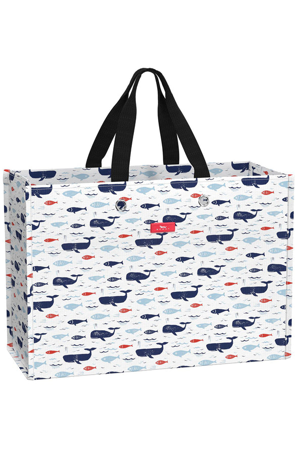"XLarge Package Gift Bag - ""All is Whale"" SS20"