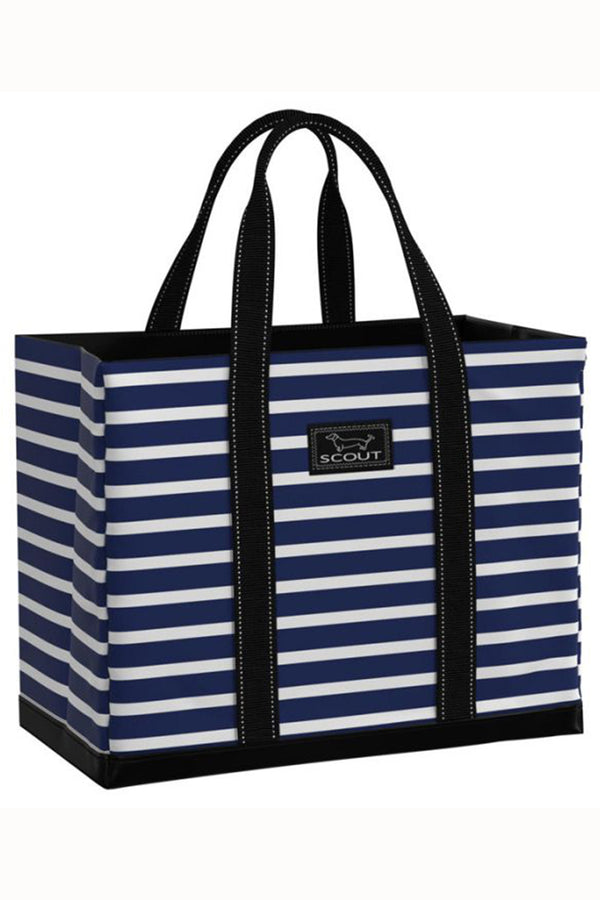 "Original Deano Tote Bag - ""Nantucket Navy"" SP21"