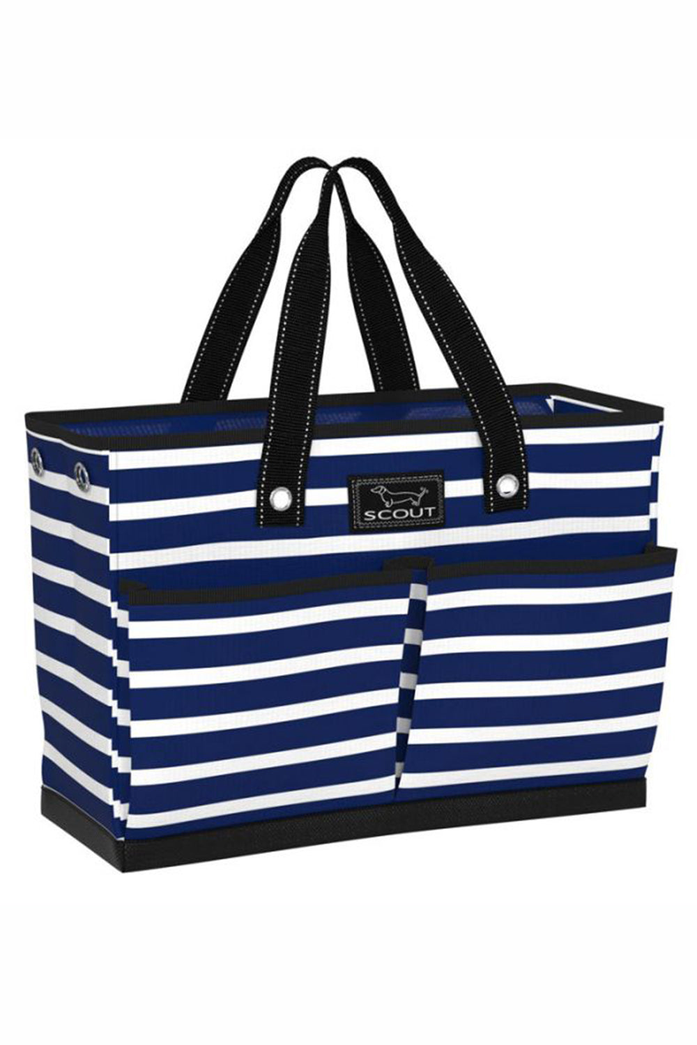 "The BJ Tote Bag - ""Nantucket Navy"" SS20"
