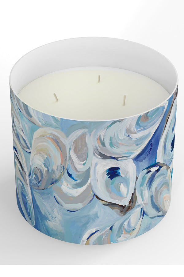 Kim Hovell + Annapolis Candle - 3 Wick Saltwater