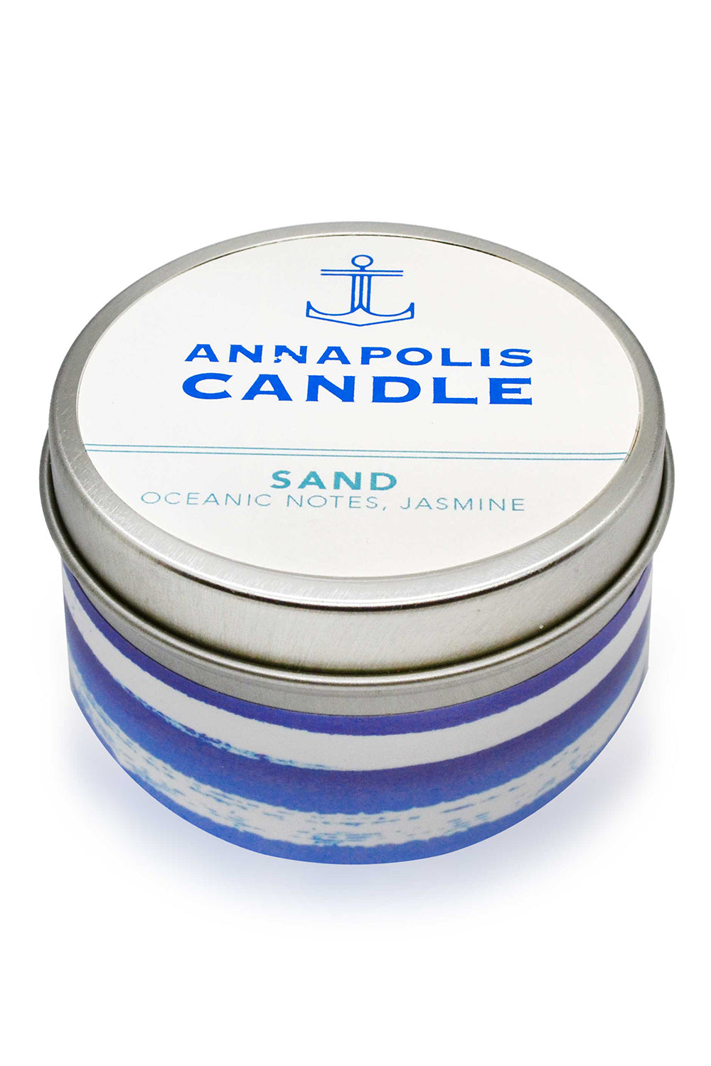 *NEW* Tin Annapolis Candle - Sand