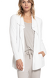 Lite Coastal Cardi - Sea Salt White