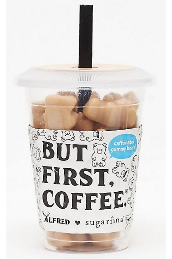 Sugarfina Coffee Cup Bears - Iced Vanilla