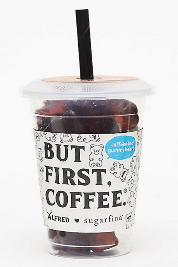 Sugarfina Coffee Cup Bears - Cold Brew