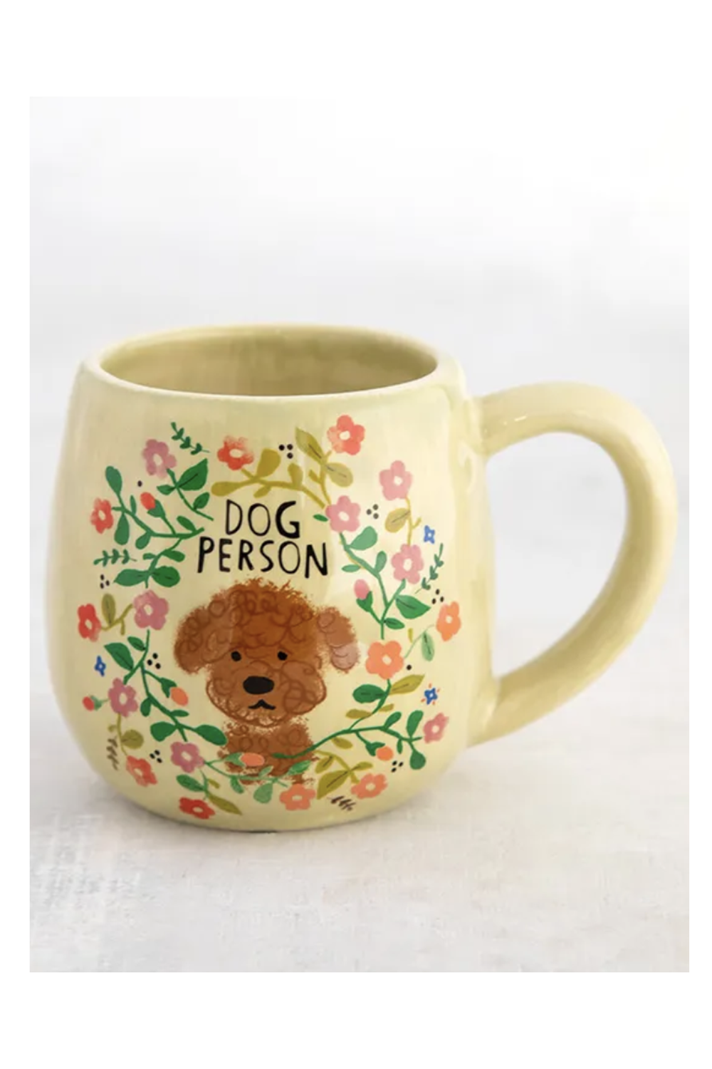 Cup Of Message Mug - Dog Person
