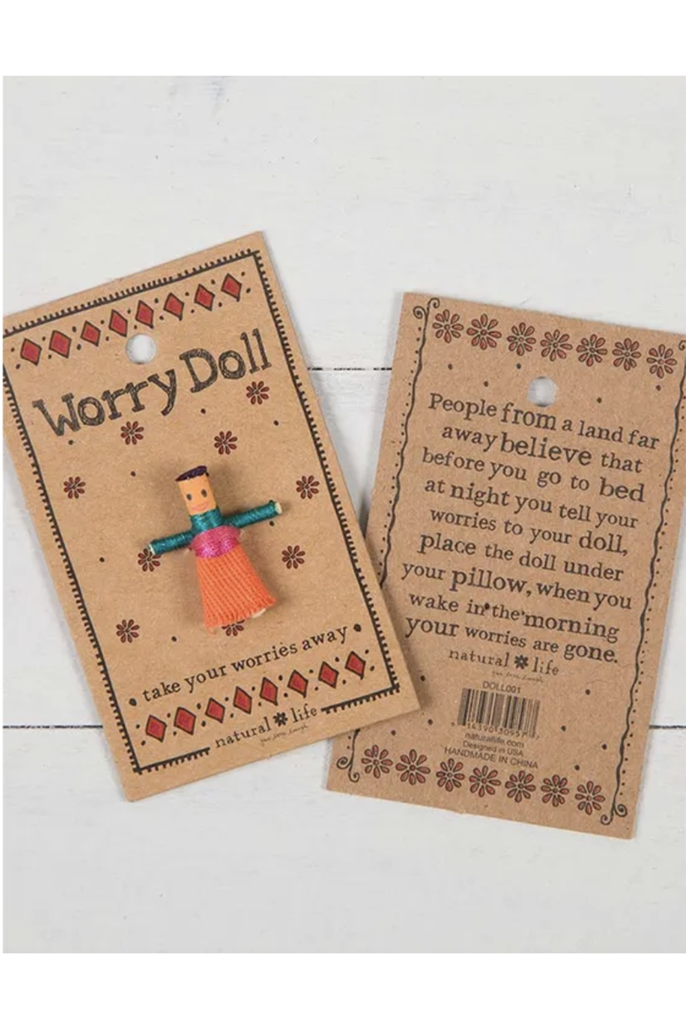 Worry Doll - Girl