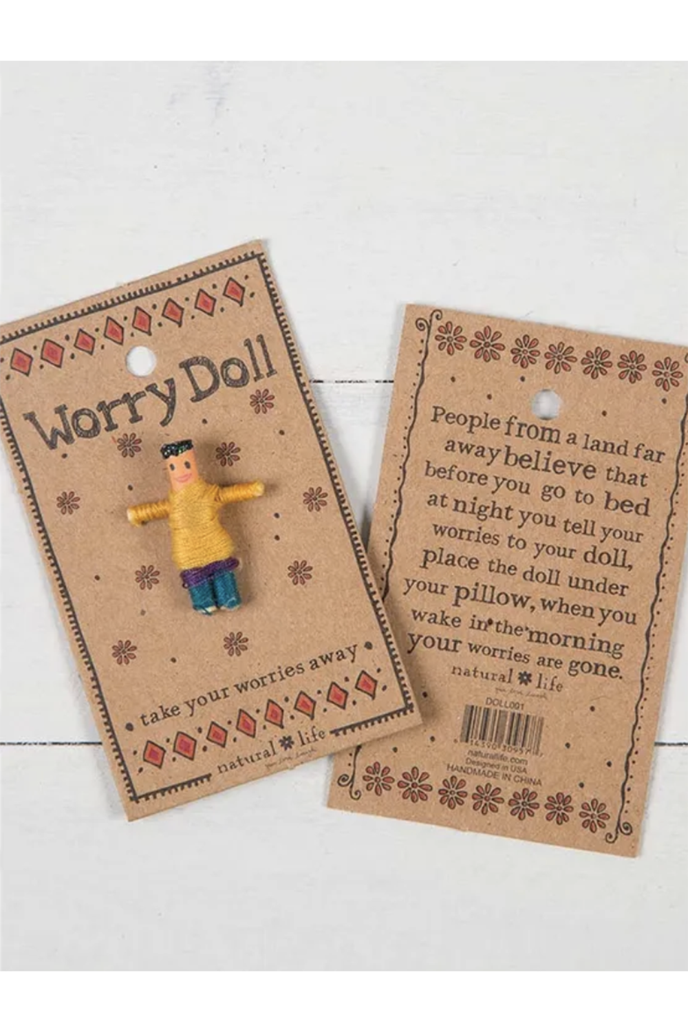 Worry Doll - Boy