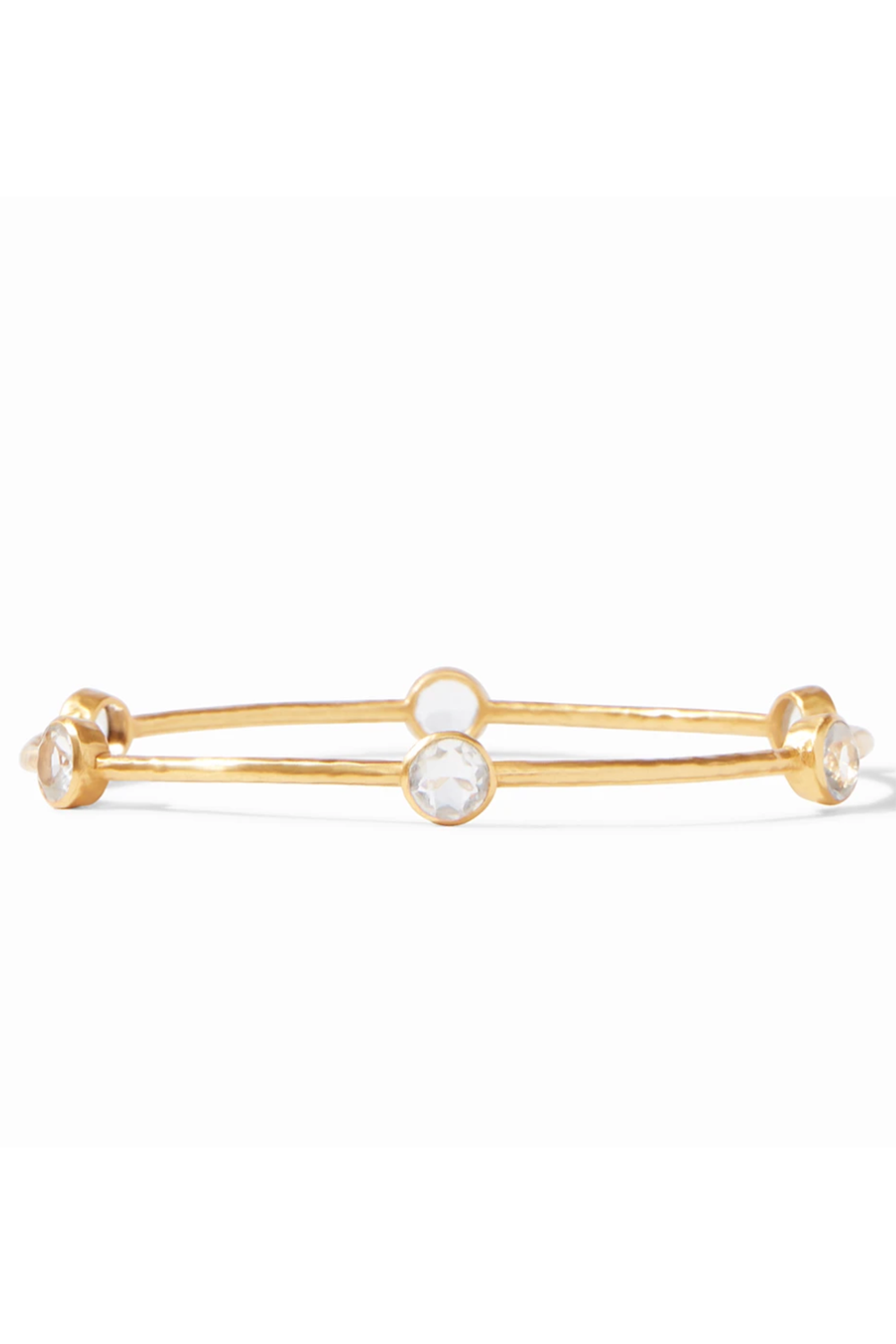 Vos Milano Bangle - Crystal