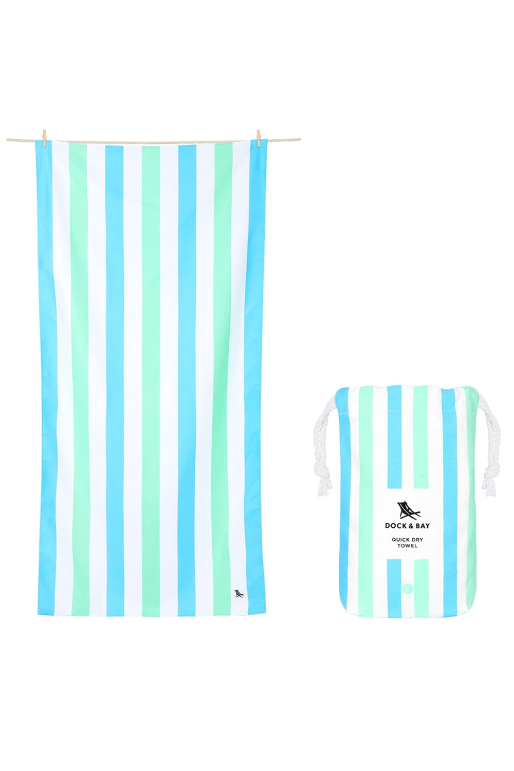 Quick Dry Summer Beach Towel - Endless Days