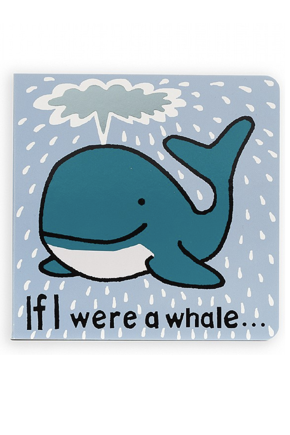 Jellycat Book - If I Were a Whale