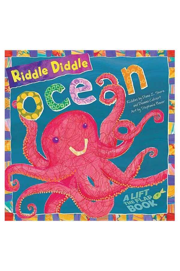 Riddle Diddle Ocean Book