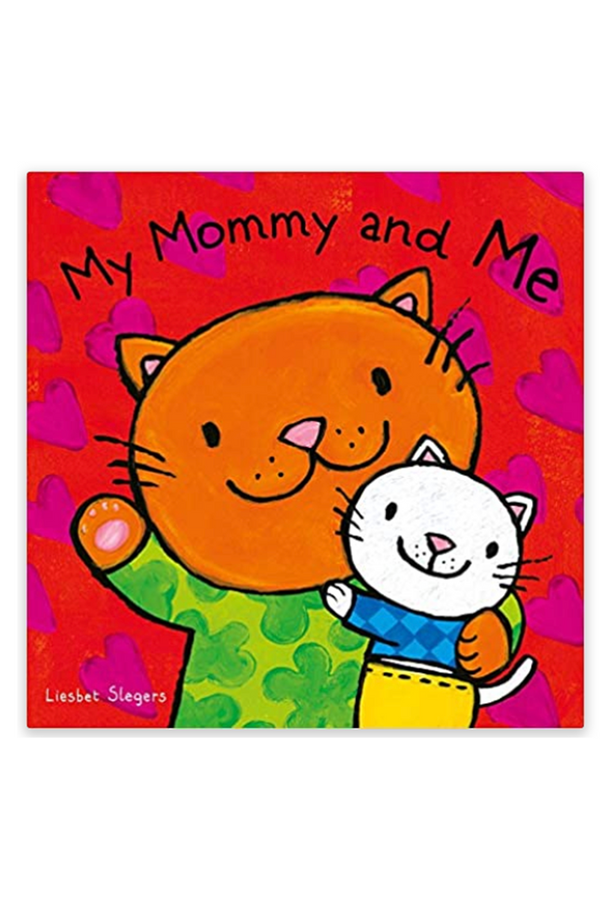 My Mommy & Me Book