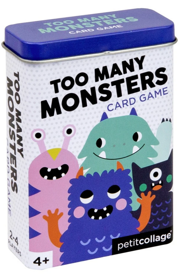 Wild Card Game - Too Many Monsters