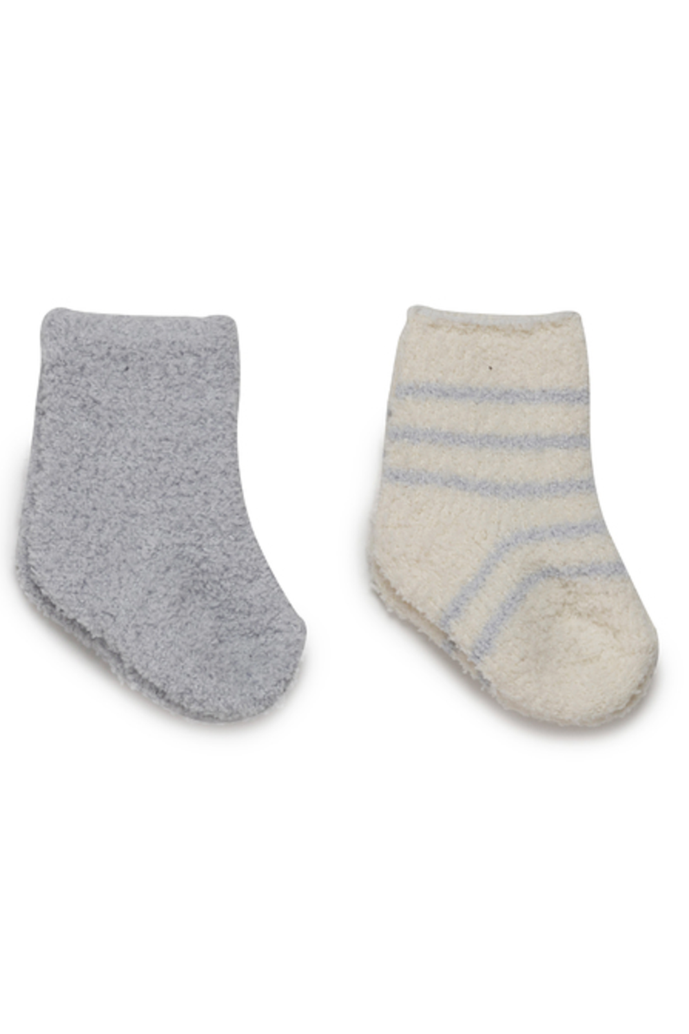 Cozy Chic Infant Sock Set of 2 - Blue