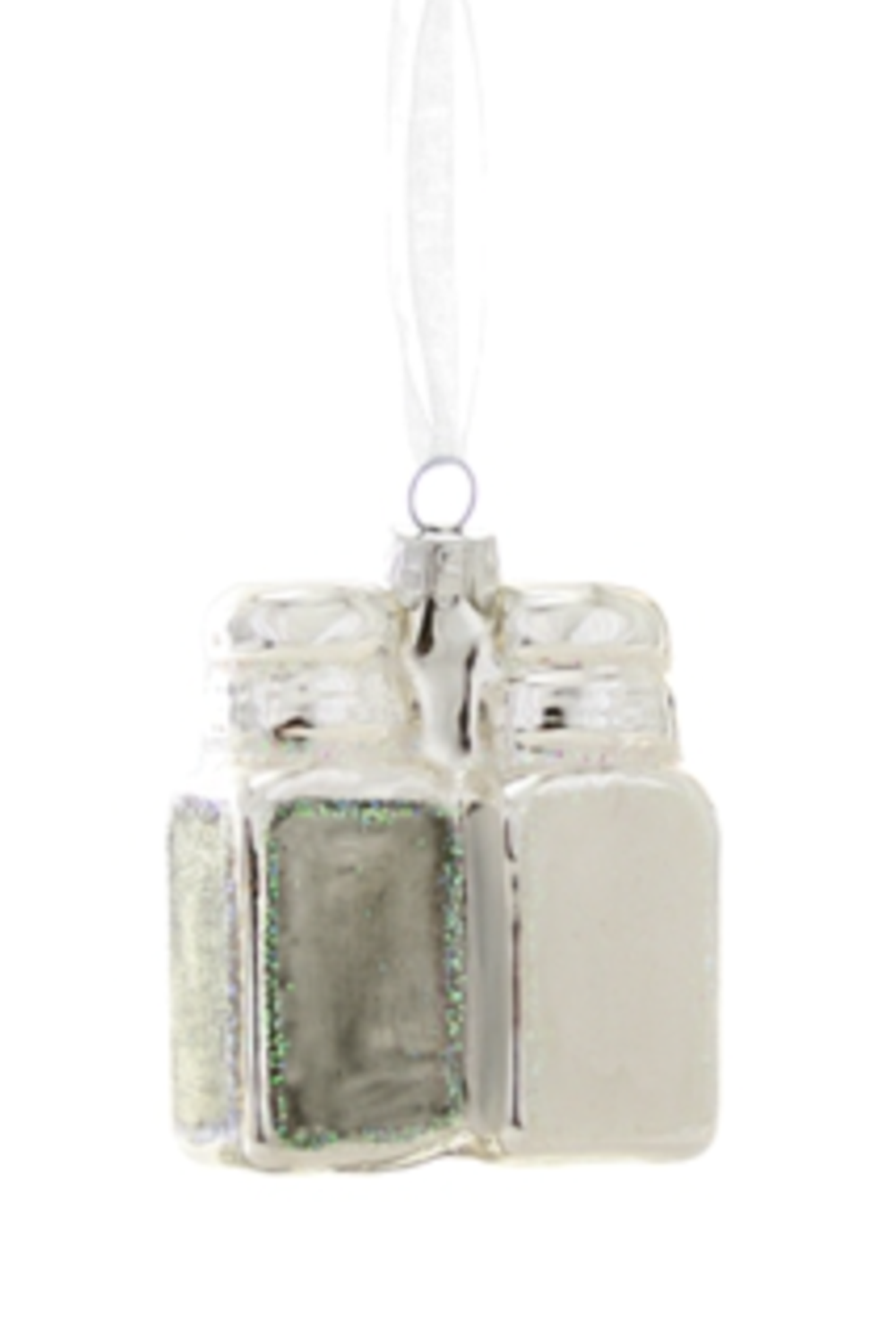Glass Ornament - Salt & Pepper Shaker