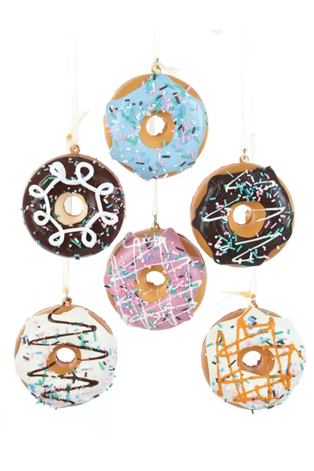 Squishy Ornament - Donut