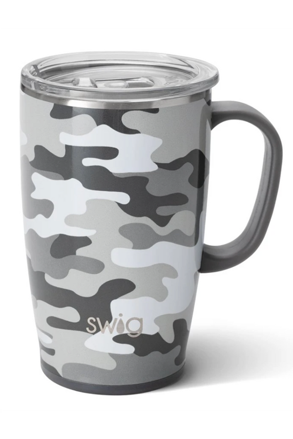 Modern Coffee Mug - Incognito Camo