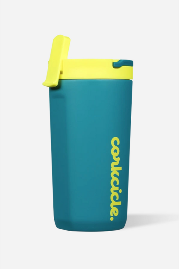 Corkcicle KIDS Cup - Electric Tide
