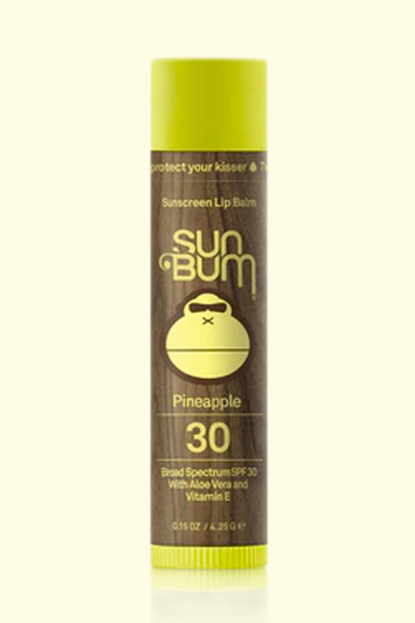Sun Bum Lip Balm - Pineapple