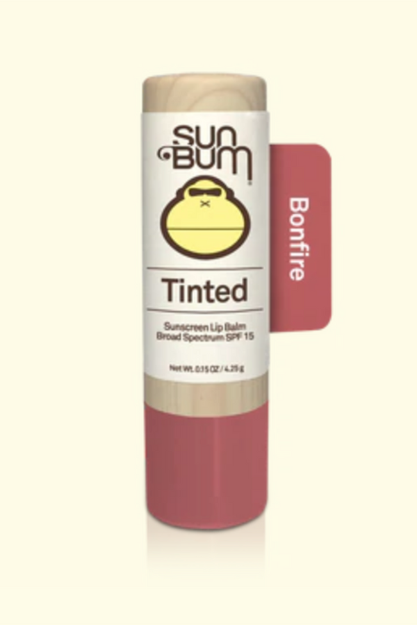 Sun Bum Tinted Lip Balm - Bonfire