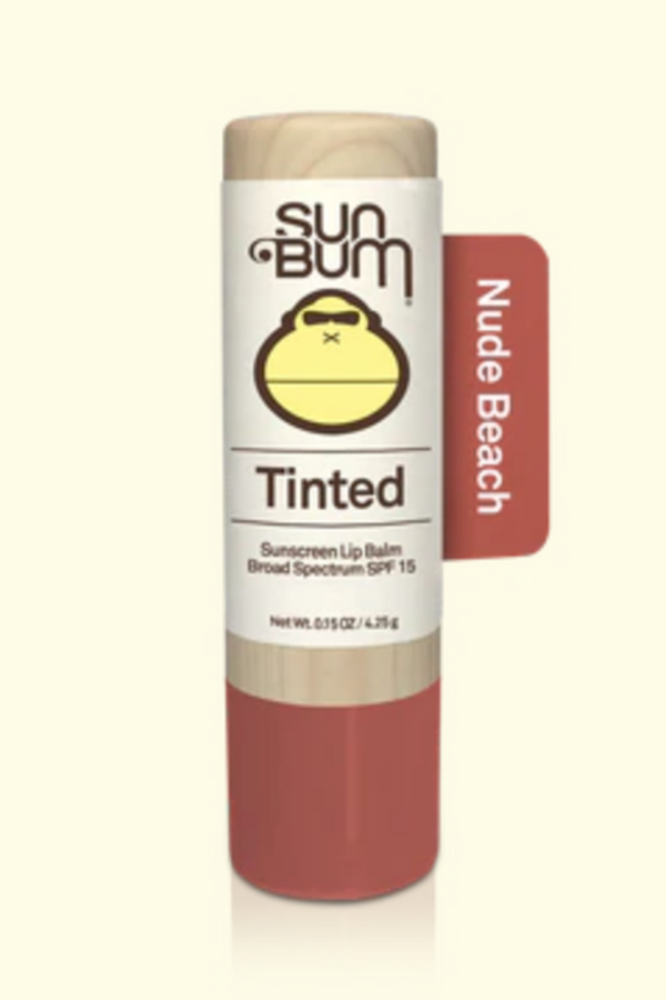 Sun Bum Tinted Lip Balm - Nude Beach