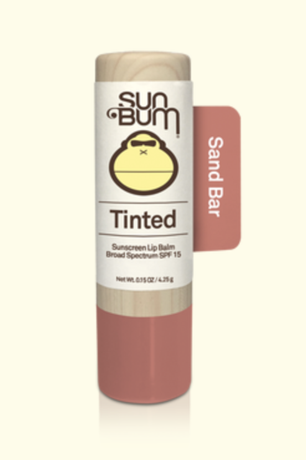 Sun Bum Tinted Lip Balm - Sand Bar