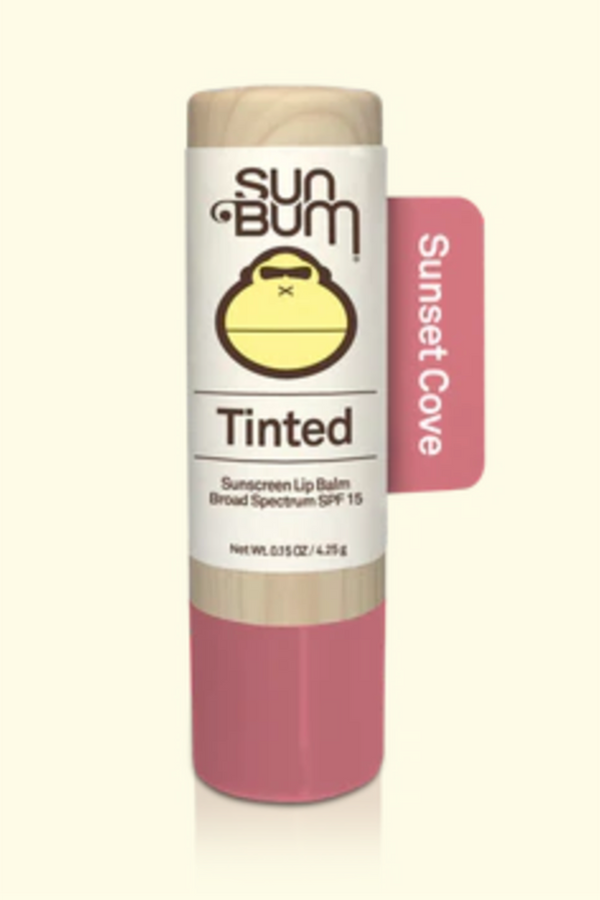 Sun Bum Tinted Lip Balm - Sunset Cove