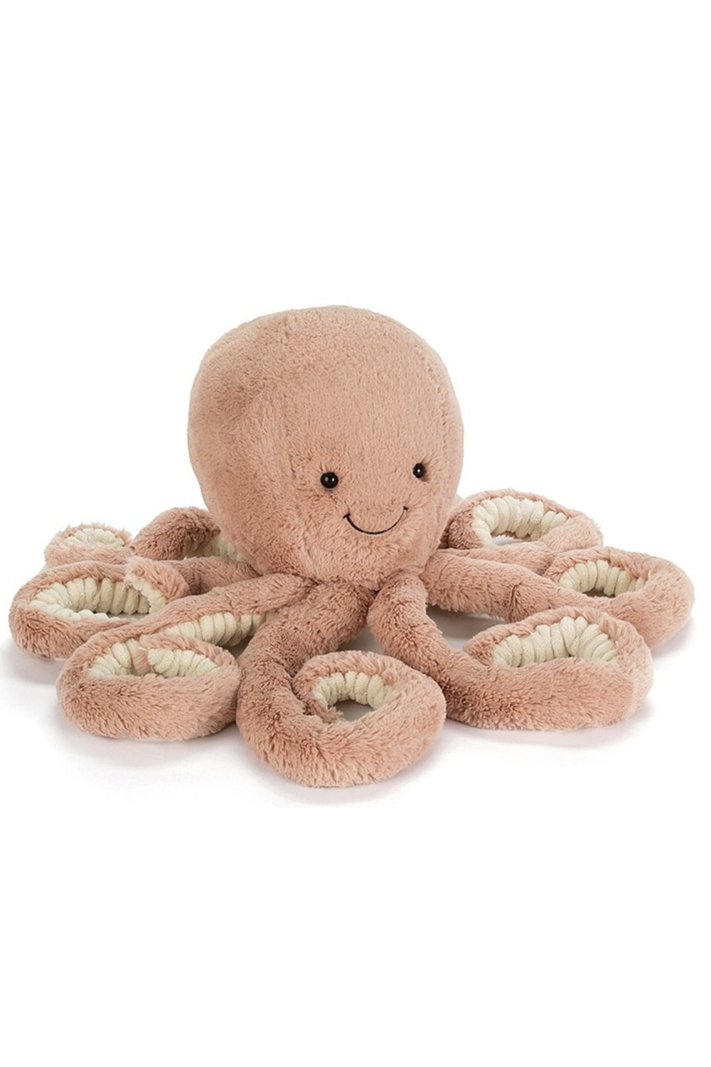 Stuffed Animal Octopus - Odell