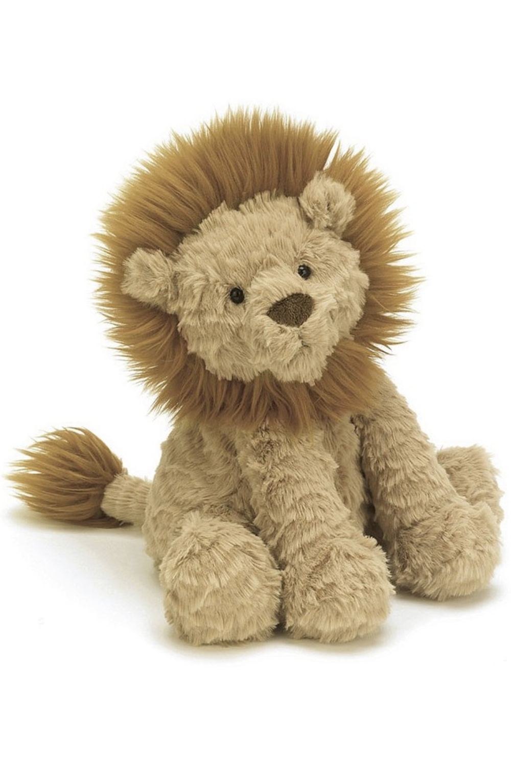 Fuddlewuddle Stuffed Lion