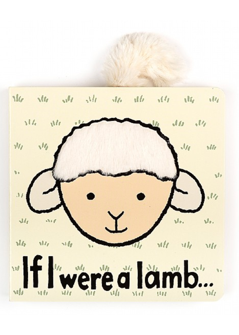 Jellycat Book - If I Were a Lamb