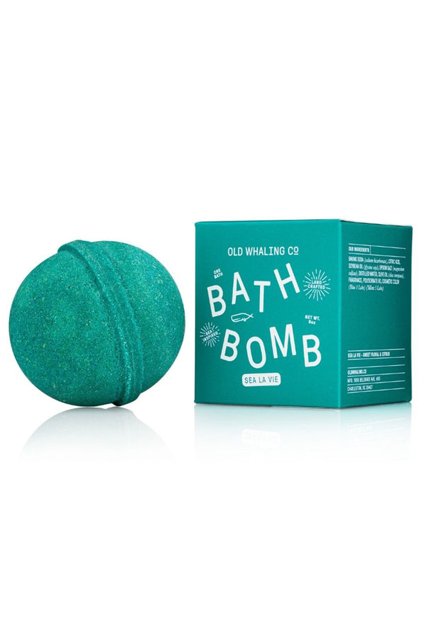Boxed Bath Bomb - Sea La Vie
