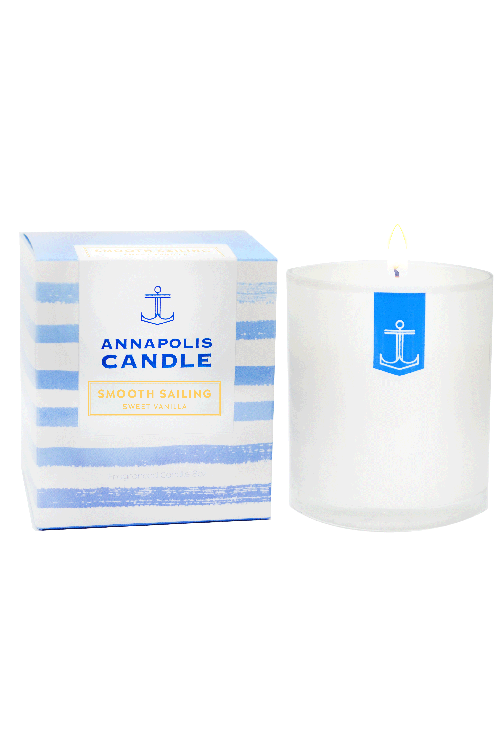 *NEW* Boxed Annapolis Candle - Smooth Sailing
