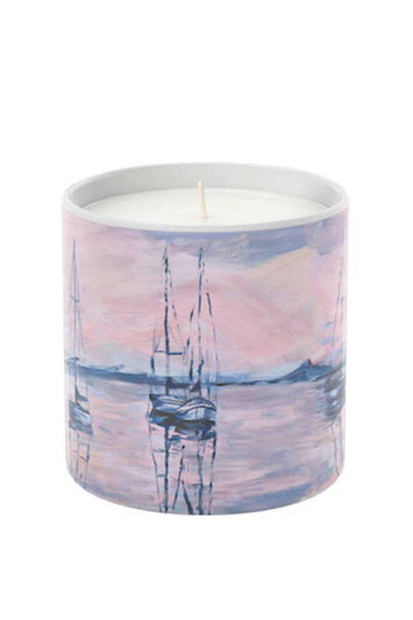 Kim Hovell + Annapolis Candle - Boxed Sunkissed Sails