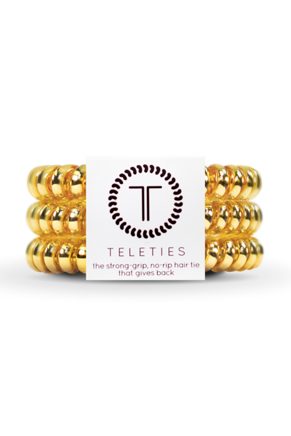 Teleties Hair Ties - Sunset Gold