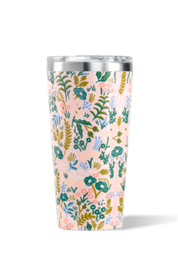 *Rifle Paper* Modern Corkcicle Tumbler - Tapestry