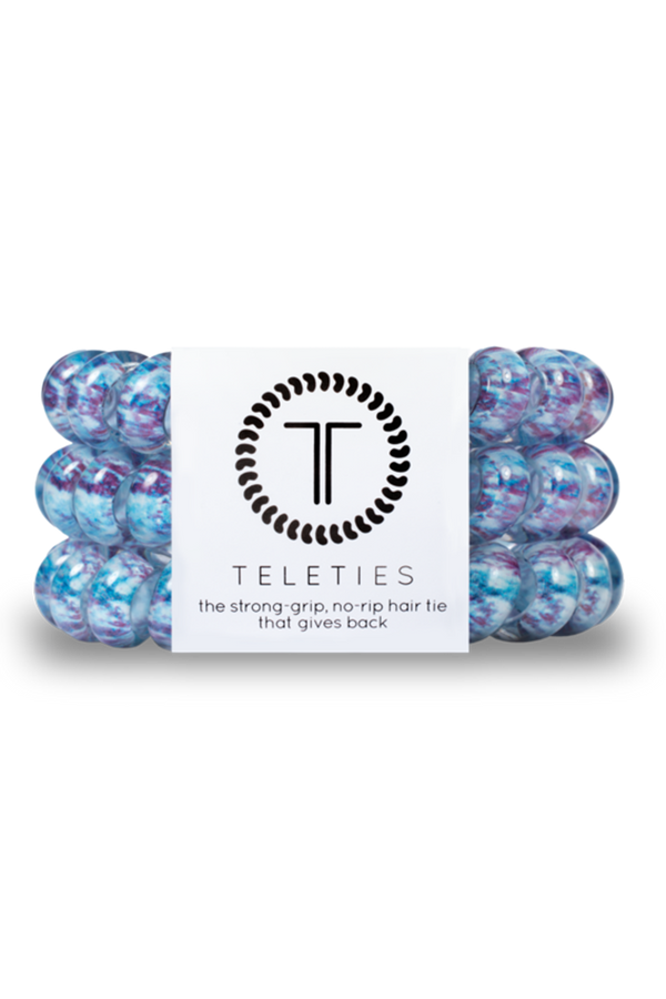 Teleties Hair Ties - Trippy Hippie