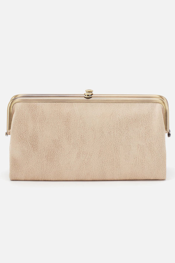 Lauren Wallet - Buffed Gold