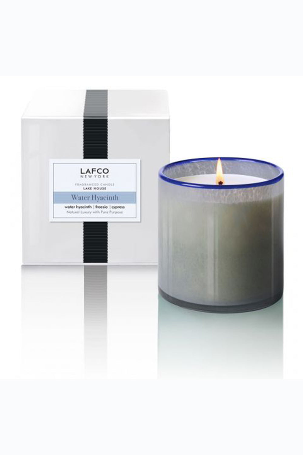 "Lafco Candle - ""Lake House"" Water Hyacinth"