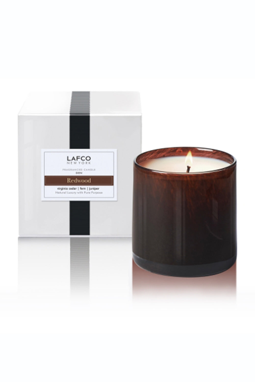 "Lafco Candle - ""Den"""