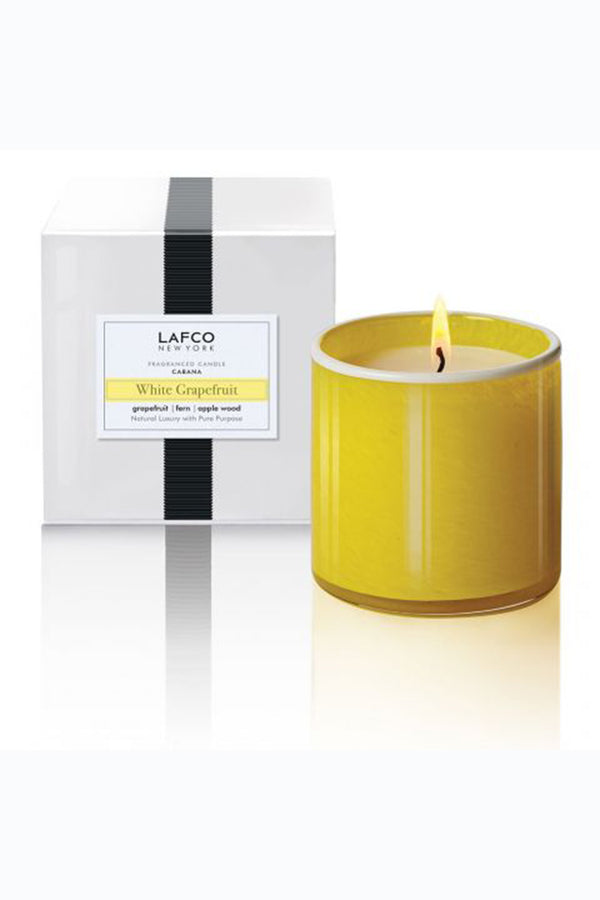 "Lafco Candle - ""Cabana"" White Grapefruit"