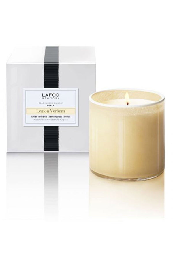 "Lafco Candle - ""Porch"" Lemon Verbena"