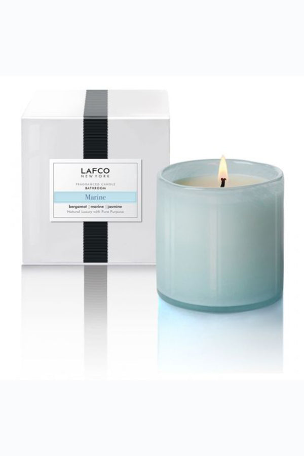 "Lafco Candle - ""Bathroom"" Marine"