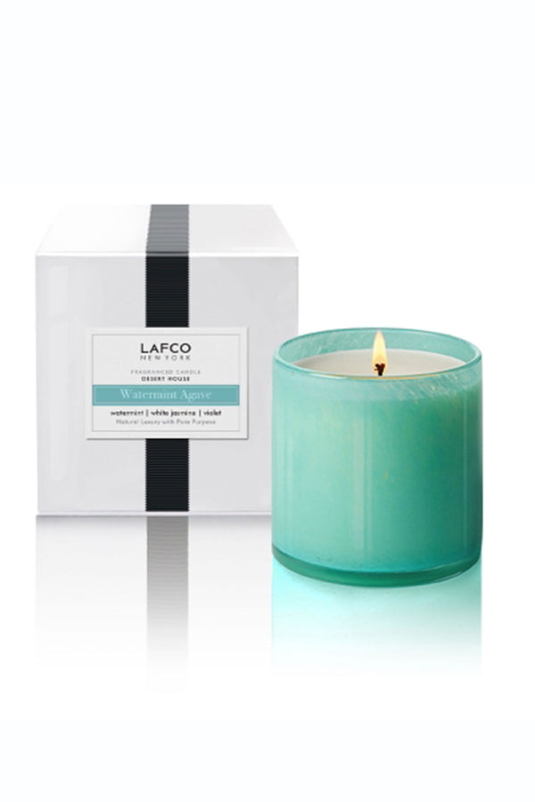"Lafco Candle - ""Desert House"" Watermint Agave"