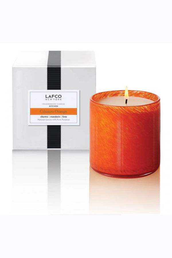 "Lafco Candle - ""Kitchen"" Cilantro Orange"