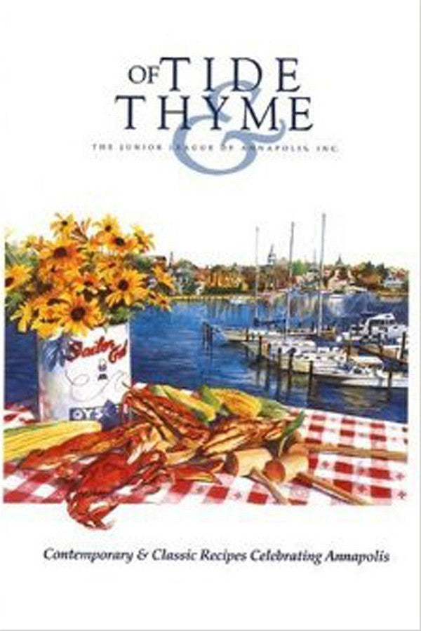 Of Tide & Thyme Cookbook