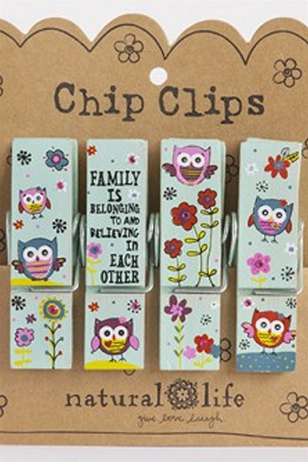 Chip Clip Set - Family