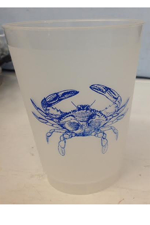 Frost Flex Tumbler Set - Blue Crab
