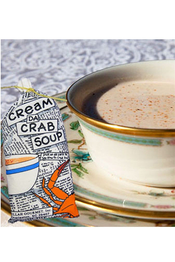 Cream Da Crab Soup Mix